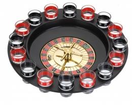 Roulette con bicchierini da shot, regalo per chi ama i party, regalo ragazzo festaiolo