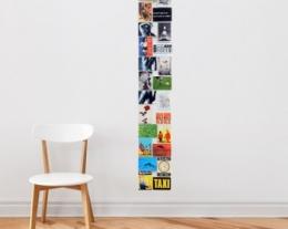 portafoto da parete 24 tasche, portafoto da appendere, regali romantici, idee regalo personalizzate