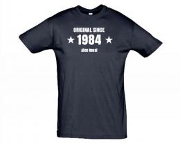 t-shirt uomo original since, regalo onomastico, regali per lui