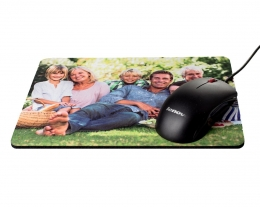 tappetino mouse personalizzabile con foto, idee regalo appassionati computer, regali personalizzati