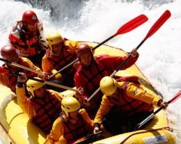 esperienza in rafting, regali per lui
