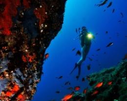esperienze di subacquea, idee regalo per chi ama il mare, regali per lui