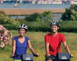 pacchetti viaggio regalo, tour in bici ville venete sul brenta, regali per lui