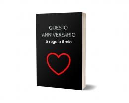 regalo anniversario romantico, pensiero anniversario romantico